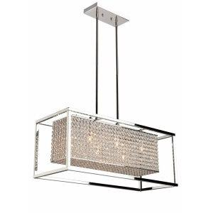 Vega - Six Light Chandelier