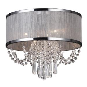 Valenzia - Four Light Flush Mount