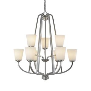Hudson - Nine Light Chandelier