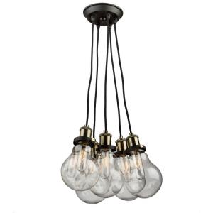 Edison - Five Light Chandelier