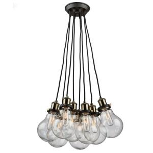Edison - Eight Light Chandelier