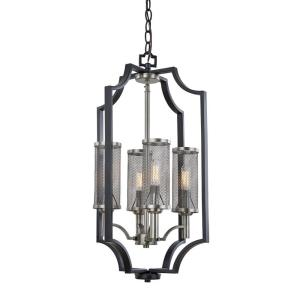 Oxford - 25.50 Inch Four Light Chandelier