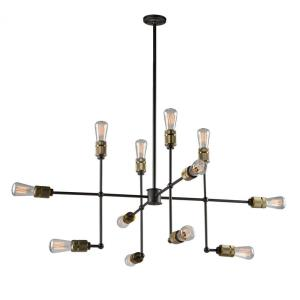 Jersey - Twelve Light Chandelier