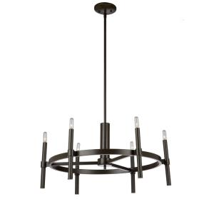 Encore - 6 Light Chandelier