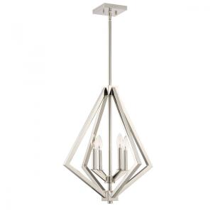 Breezy Point - Four Light Chandelier