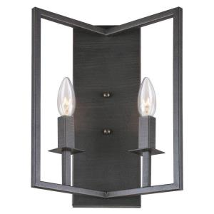Allston - Two Light Wall Mount