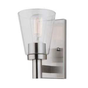 Clarence - 1 Light Wall Mount