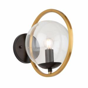 Lugano - One Light Wall Mount