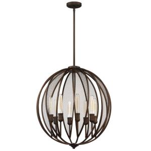 Linden - Eight Light Chandelier
