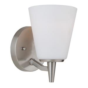 Clayton - One Light Wall Mount