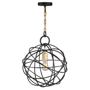 Orbit - One Light Chandelier