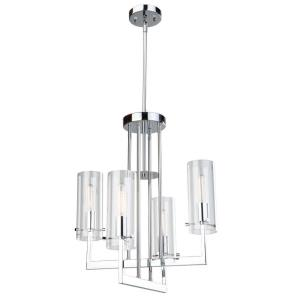 Brinkley - Four Light Chandelier