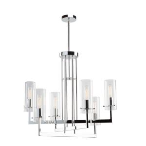 Brinkley - Six Light Chandelier