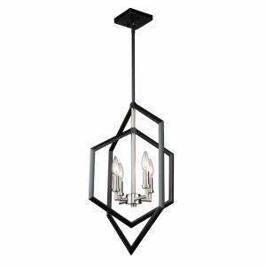 Preston - Four Light Chandelier