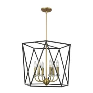 Harmony - 6 Light Chandelier