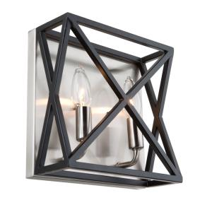 Elements - Two Light Wall Sconce
