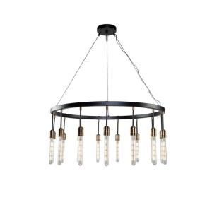 Willow - Fifteen Light Round Chandelier