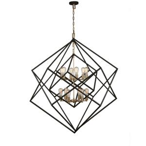 Artistry - Twelve Light 2-Tier Chandelier