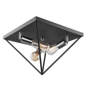 Artistry - Three Light Flush Mount