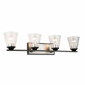 Wheaton - Four Light Wall Mount
