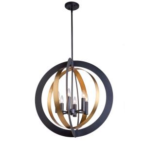 Capri - Six Light Chandelier