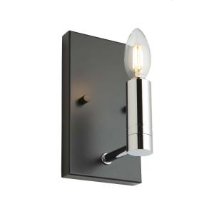 Carlton - One Light Wall Mount