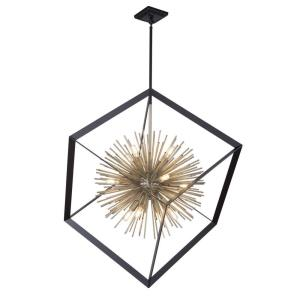 Roxton - 8 Light Chandelier