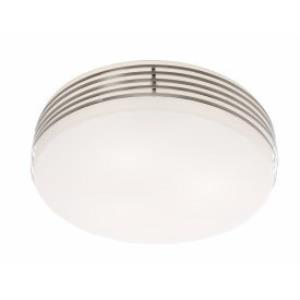 12.5 Inch Three Light Flush Mount