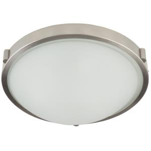 Boise-1 Light Flush Mount-10 Inches Wide by 5.5 Inches High