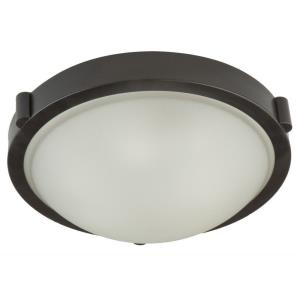 Boise-2 Light Flush Mount-10 Inches Wide by 5.5 Inches High