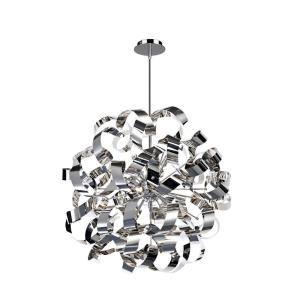 Bel Air - 24 Inch Twelve Light Pendant