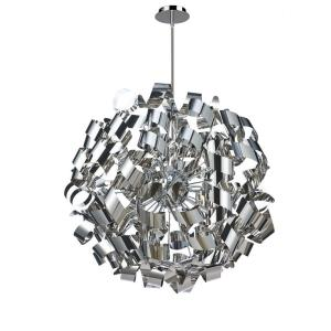 Bel Air - 34 Inch Twelve Light Pendant
