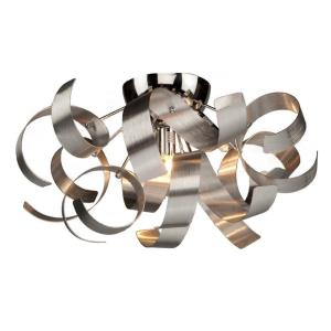 Bel Air-4 Light Flush Mount-19 Inches Wide by 9 Inches High