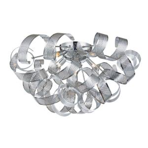 Bel Air - Five Light Flush Mount