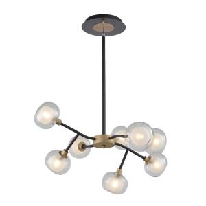 Grappolo - 27.5 Inch 32W 8 LED Chandelier