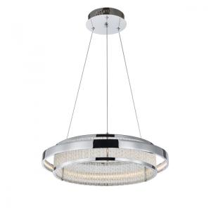 "Gemma - 18"" 27W 1 LED Chandelier"