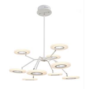 Phoenix - 32.5 Inch 69.3W 9 LED Chandelier