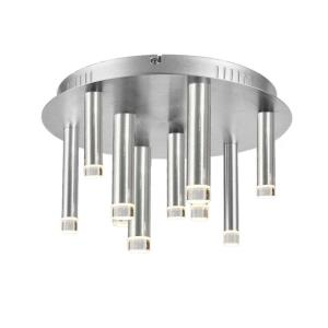 Galiano - 15.5 Inch 36W 9 LED Flush Mount