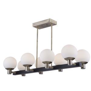 Tilbury - 38 Inch 64W 8 LED Island