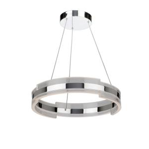 "Saturn - 24"" 48W 1 LED Pendant"