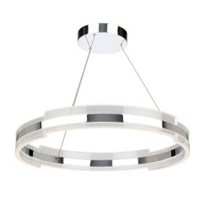 "Saturn - 28"" 53W 1 LED Pendant"
