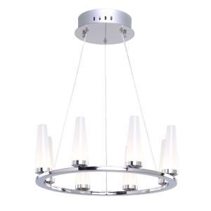 Briar - 15.5 Inch 22.4W 8 LED Chandelier