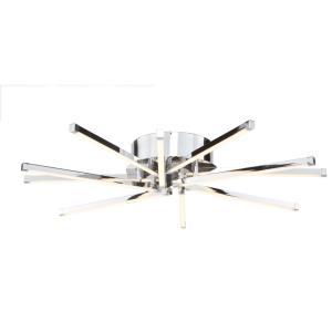 Shooting Star - 19.75 Inch 30W 10 LED Flush Mount