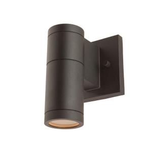 Nuevo-1 Light Outdoor Wall Mount-4.5 Inches Wide by 7.25 Inches High