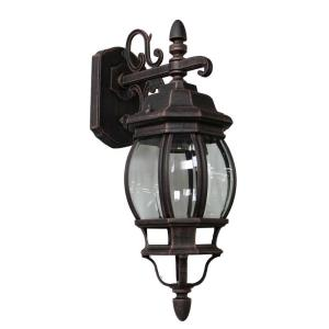 Classico-One Light Outdoor Wall Mount in Traditional Outdoor Style-6.25 Inches Wide by 20 Inches High
