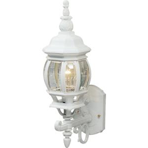 """Classico - 20"""" One Light Small Outdoor Wall Mount"""