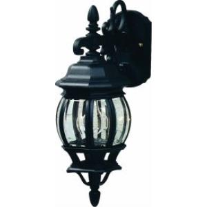 "Classico - 17.5"" One Light Small Outdoor Wall Mount"