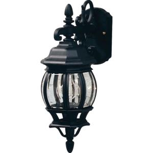 Classico - 1 Light Small Outdoor Wall Mount