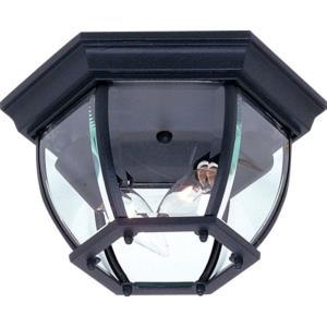 Classico - 2 Light Outdoor Flush Mount