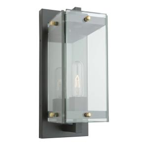 Bradgate - 17.5 Inch One Light Outdoor Wall Mount